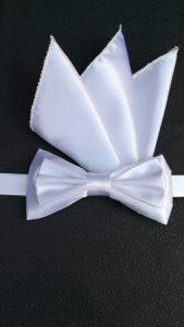 Noeud-papillon-blanc-Moscou-mariage-satin-pochette-201x213-LDM-Createur-fr