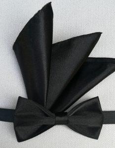 Noeud-papillon-noir-Paris-satin-pochette-smoking-costume-201x220-LDM-Createur-fr