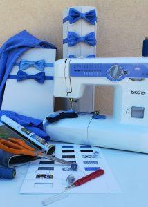 fabrication-créations-wedding-mariage-couple-amour-noeud-papillon-bleu-800x161-LDM-Createur-fr
