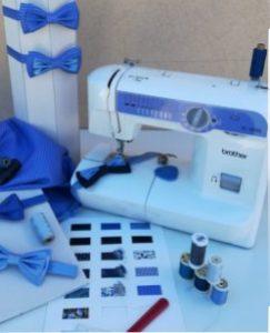 fabrication-créations-wedding-mariage-couple-amour-noeud-papillon-bleu-800x162-LDM-Createur-fr