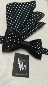 noeud-papillon-noir-pois-blanc-elegance-autour-du-cou-200x296-LDM-Createur-fr