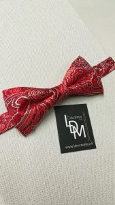 noeud-papillon-loiret-rouge-brocart-mariage-soiree-smoking-200x314-LDM-Createur-fr