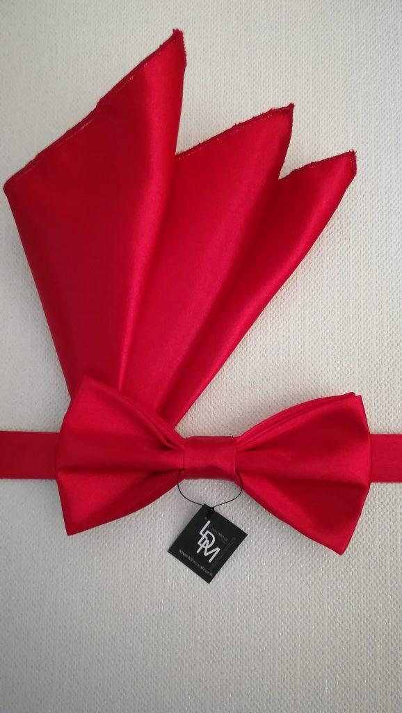 Noeud-papillon-rouge-satin-Var-pochette-mariage-soiree-201x114-LDM-Createur-fr