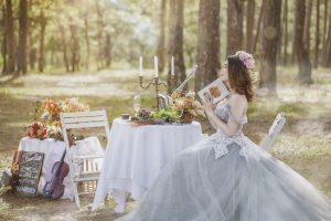 wedding-mariage-princesse-nature-vert-soie-romantique-noeud-papillon-soie-LDM-Créateur-fr