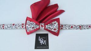 Nœud-papillon-liberty-rouge-mariage-cérémonie-Sospel-200x335-LDM-Createur-fr