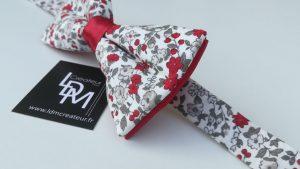 Nœud-papillon-rouge-blanc-gris-liberty-mariage-Chateaubriant-200x161-LDM-Createur-fr