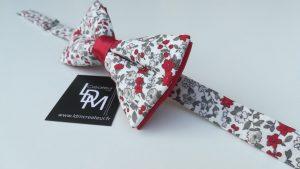 Liberty-rouge-nœud-papillon-mariage-cortège-Chateaubriant-200x307-LDM-Createur-fr
