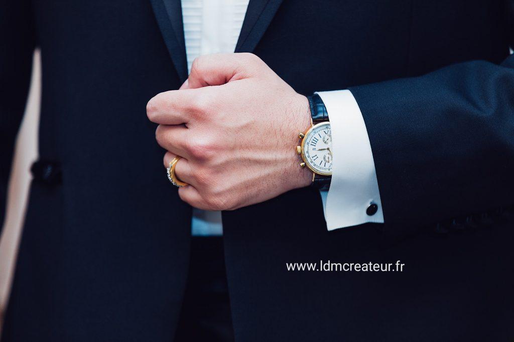 marié-mariage-costume-bleu-marine-smoking-élégance-ldmcreateur