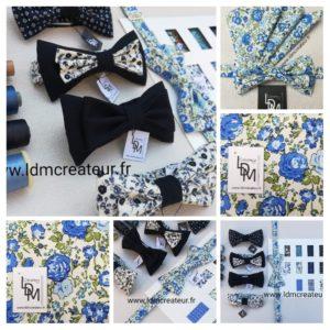 Beaugency-noeud-papillon-mariage-liberty-bleu-LDM-Createur-fr
