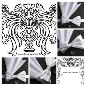 noeud-papillon-blanc-mariage-smoking-noir-marie-chic-elegant-www-LDM-Createur-fr
