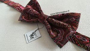 Noeud-papillon-noir-rose-Brive-mariage-elegance-homme-marie-soiree-www-ldmcreateur-fr