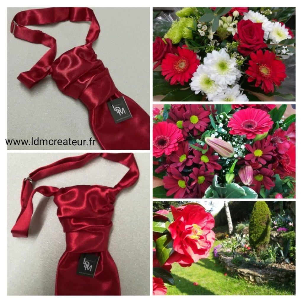 Cravate-mariage-rouge-Verneuil-ldmcreateur
