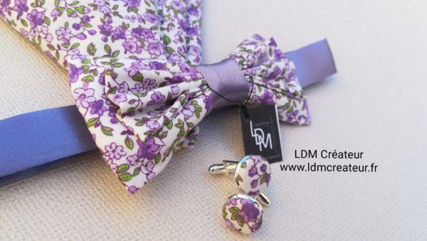 Noeud-papillon-bouton-manchette-pochette-mariage-elegance-ldmcreateur