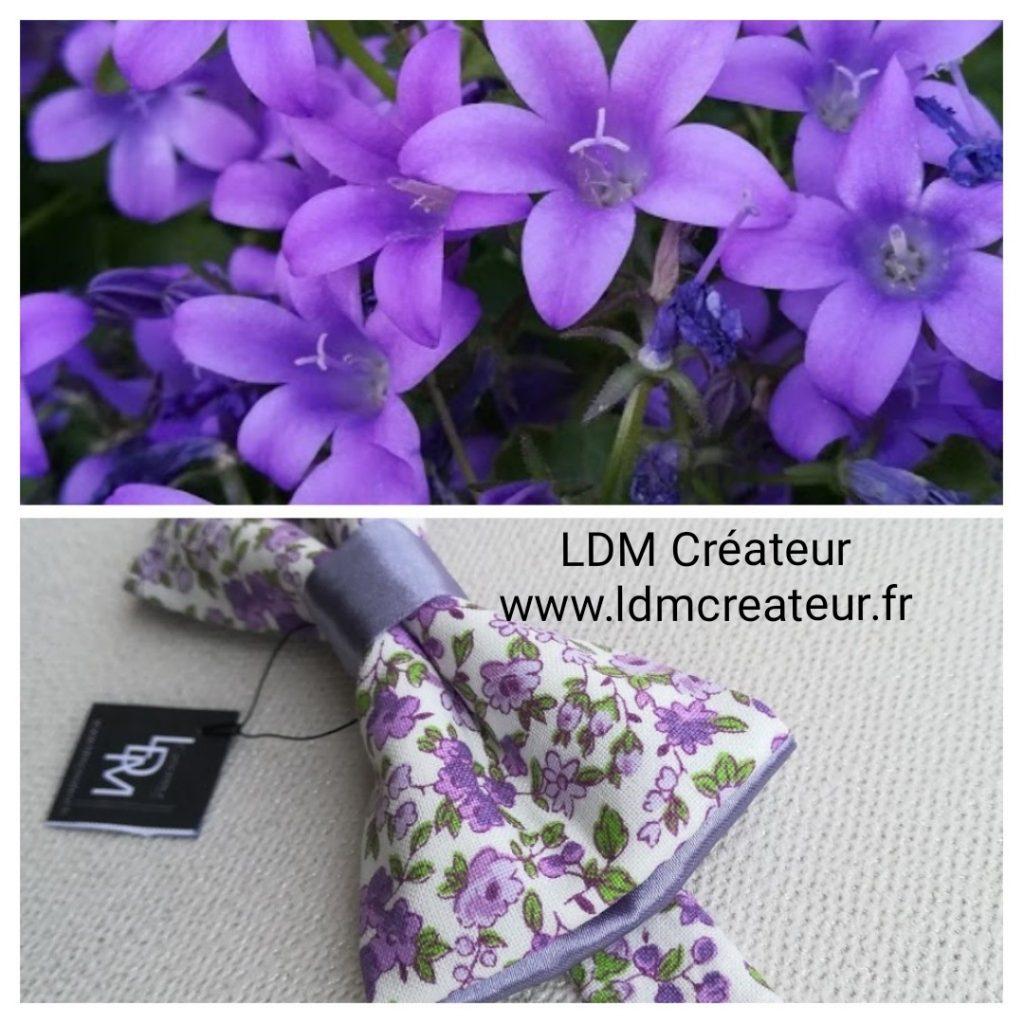 nœud-papillon-liberty-parme-mariage-cérémonie-champêtre-ldmcreateur-fr