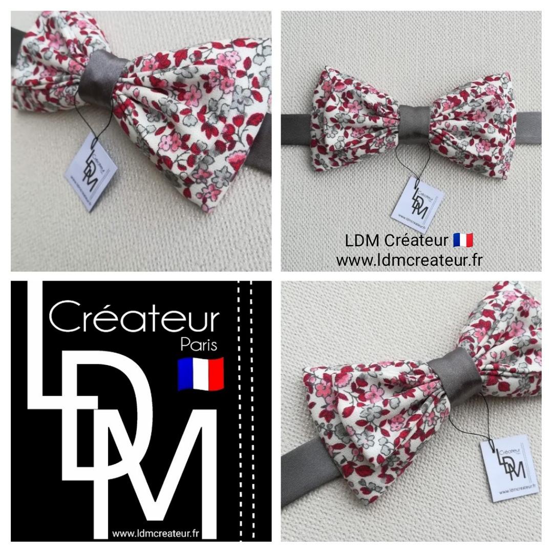 Noeud-papillon-gris-rose-collonges-mariage-soiree-ldmcreateur