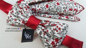 nœud-papillon-liberty-rouge-pochette-Montsoreau-ldmcreateur