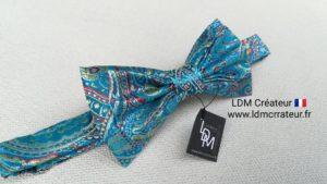 noeud-papillon-bleu-mariage-original-Louvres-LDM-createur-ldmcreateur