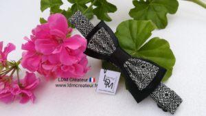 nœud-papillon-enfant-ado-garçon-noir-cérémonie-mariage-Victor-LDM-Createur-ldmcreateur