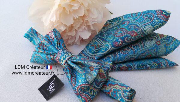Noeud-papillon-bleu-mariage-homme-chemise-costume-smoking-mariage-Herblay-ldmcreateur